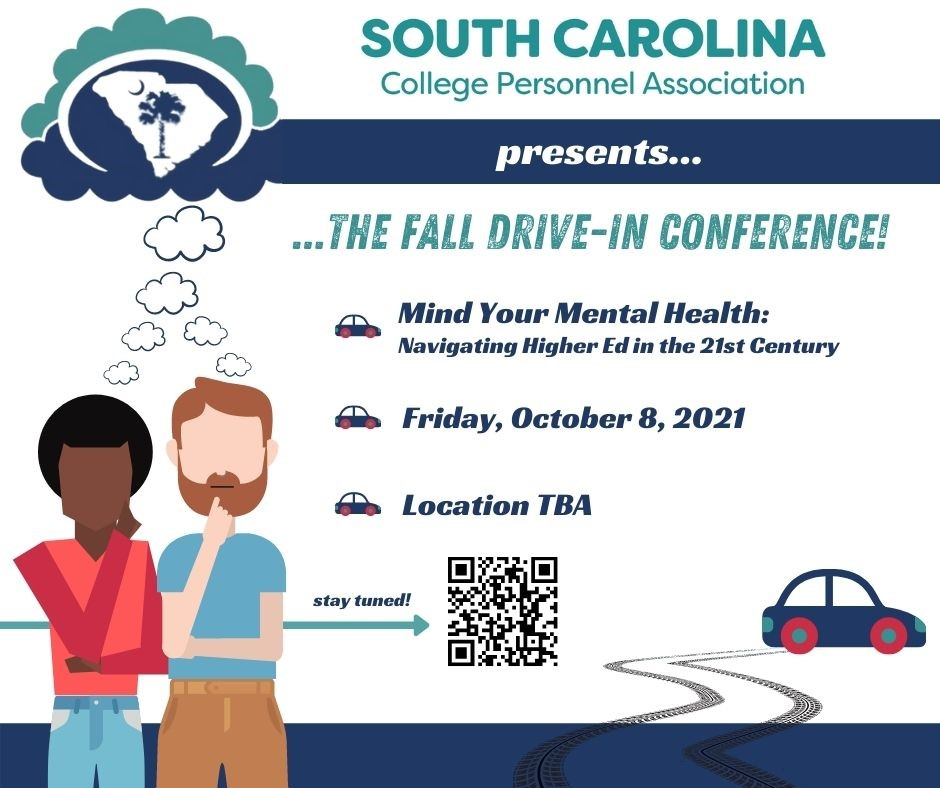 SCCPA Fall Drive-In Conference Save the Date